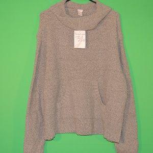 J. Jill Womens XL Long Slv Turtleneck Sweater NEW